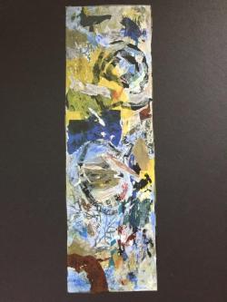 les battants  (7)grande chimère 2011 66x210 sur toile libre